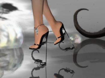 femme fatale shoes