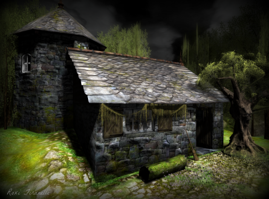 The Witches cabin
