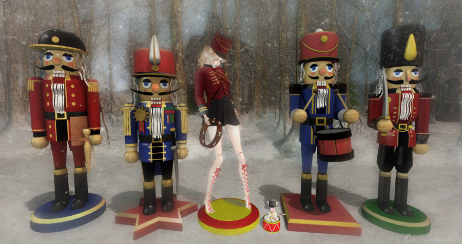 The Nutcrackers