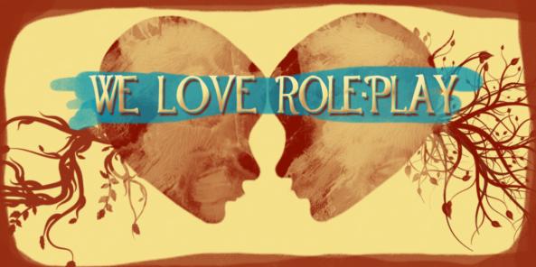 We Love Role-Play logo