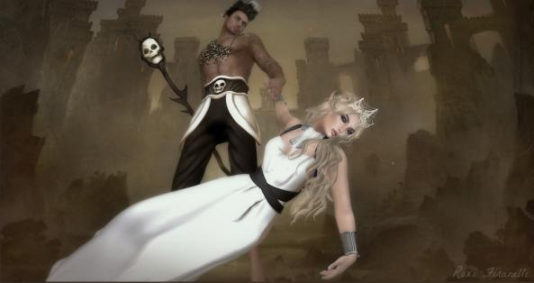 Persephone and Hades – The Secret Affair