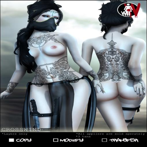White Widow - Crosswind