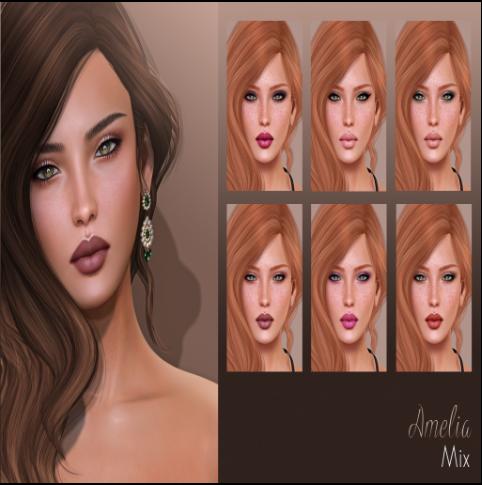 Amelia MIX