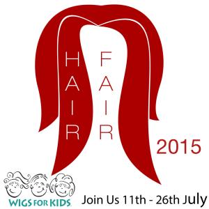 Hair Fair 2015 Join Us Poster