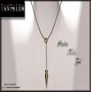 Tantalum pendulum