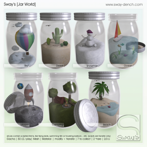Sway's [Jar World] Decoration (1024)
