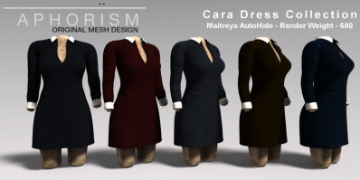 !APHORISM! Cara Dress Collection