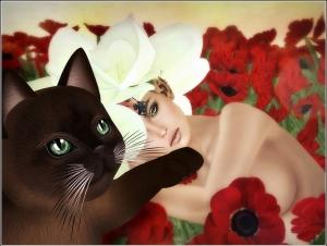 KittyCat pic by Nino