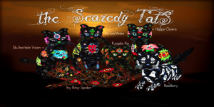 KittyCatS! - Creepy Collection 2015 - ScaredyTatS - Names