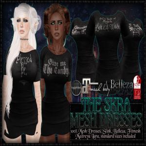 Skra Dresses - Main