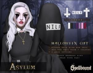 spellbound asylum