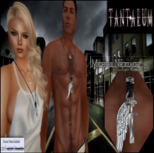 !!tantalum necklace