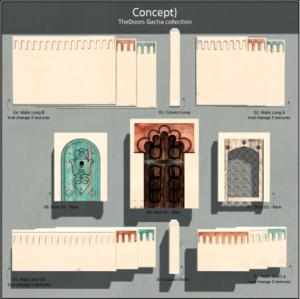 concept doors