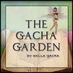 Gacha Garden Square Logo for Websites __November 2015