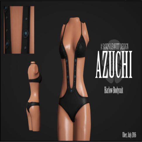 Azuchi harlow bodysuit
