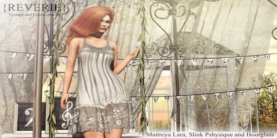 {Reverie} Antoinette Dresses