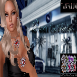 ~Tantalum~ Rissa Collection