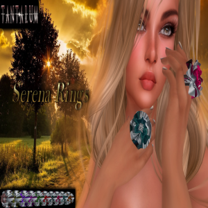~Tantalum~ Serena Ring