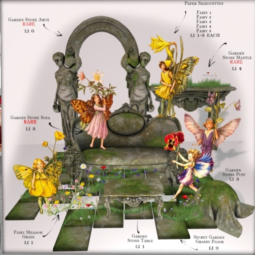 boudoir fairy gacha