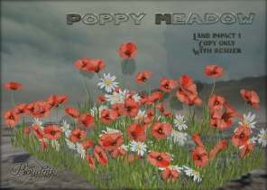boudoir poppy meadow