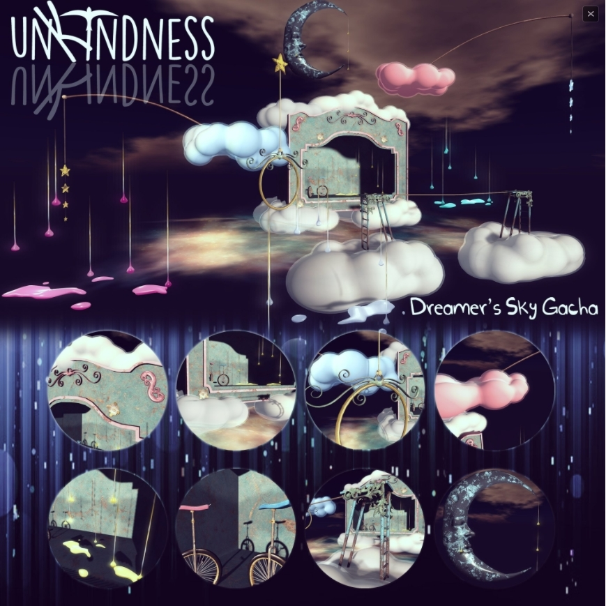 unkindness dreamers sky