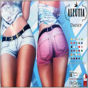 Aleutia] Daisey Shorts