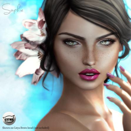 Belleza- Sophie Catwa Applier Ad
