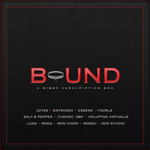 BOUND FINAL + JULY PARTICIPANTS