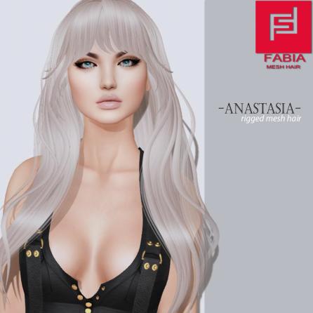 FABIA- Mesh Hair _Anastasia_