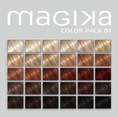 Magika Color Pack 01