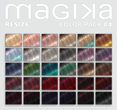 magika color pack 04