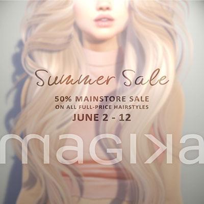 Magika Summer Sale