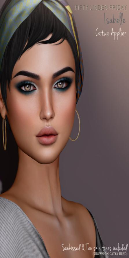 Belleza- Isabelle FLF Ad