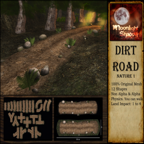 Moon_Sha_ Dirt Road Nature 1 PIC