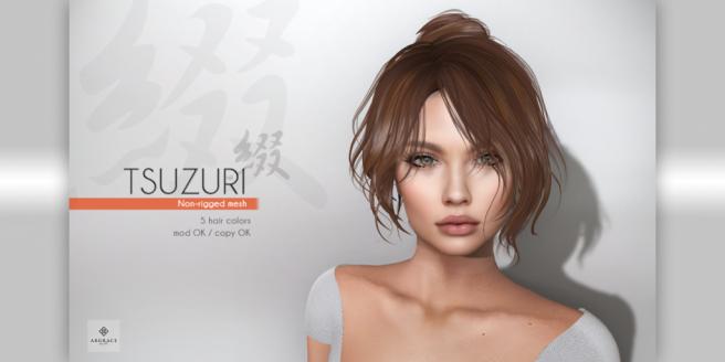 ARGRACE_ TSUZURI-ad