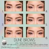 [theSkinnery] Dune Brows (Catwa Applier) Ad