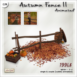 AD_VW_Autumn Fence II - Animated