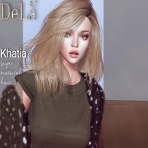 DeLa_= hair-khatia