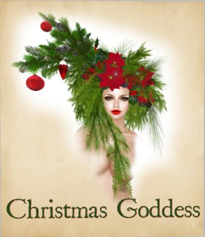 boudoir goddess crown