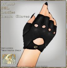 SMD gloves