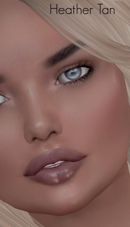 Heather tan