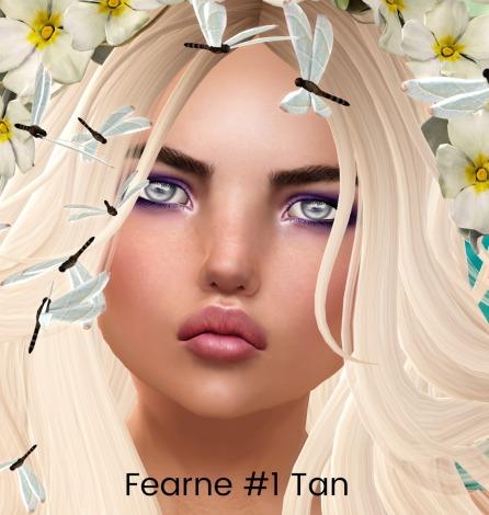 Fearne #1 Tan