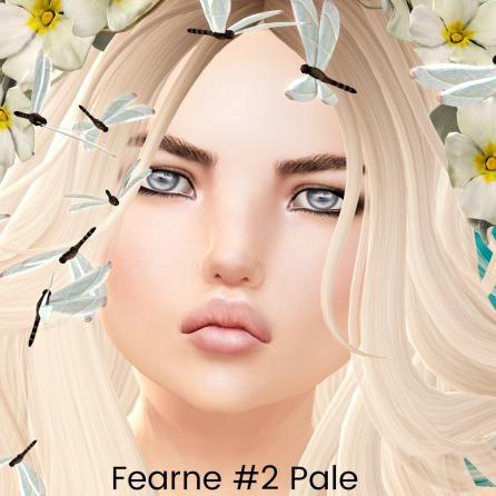 Fearne #2 Pale