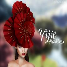 -shanghai - Yijie Headdress AD