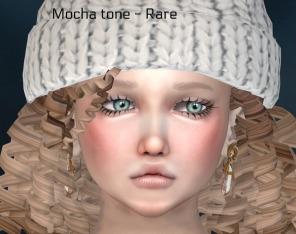 Mocha tone rare