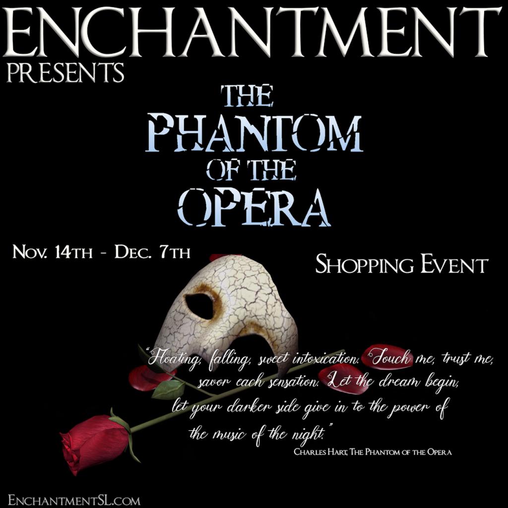 Enchantment Presents - Phantom of the Opera