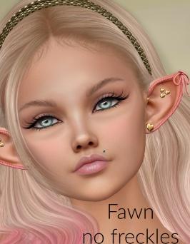 fest fawn no freckles
